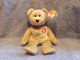 Ty 1999 Signature Bear Beanie Baby - $5.00