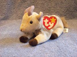 TY Beanie Baby - GOATEE the Goat - $5.00