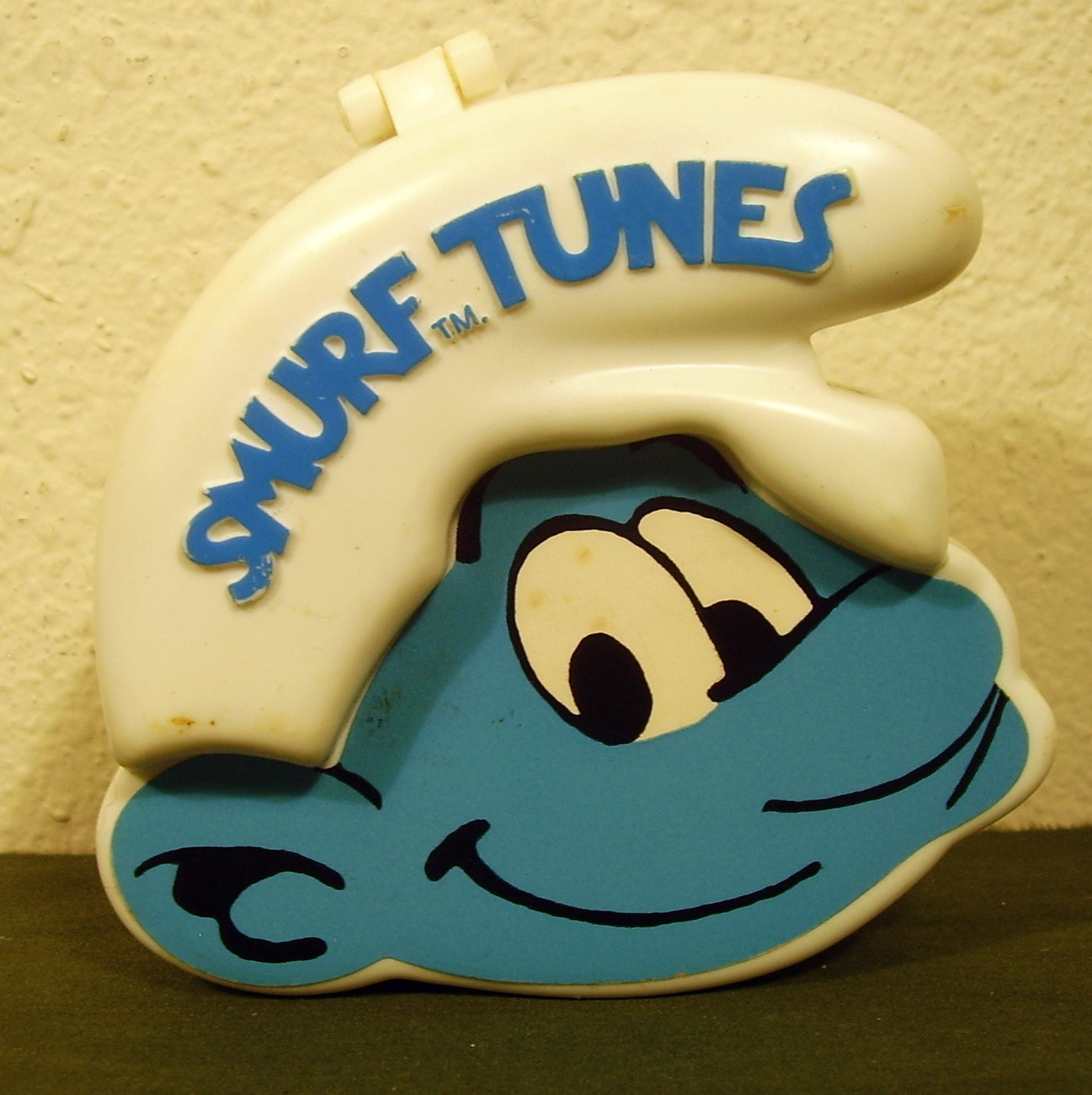 Smurf Tunes Electronic Musical Toy by Galoob 1982