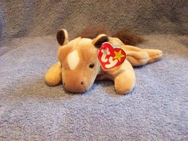 Derby The Horse Ty Beanie Baby Retired 1999 - $5.00