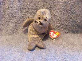 Ty Slippery the Gray Seal Beanie Baby - $5.00