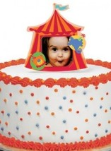 Wilton Big Top Photo Cake Topper - $10.78