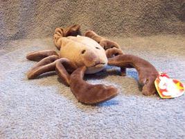 Stinger The Scorpion Ty Beanie Baby Retired 1998 - $5.00