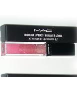 MAC Cosmetics Lipglass Lip Gloss Tricolour - Just Dessert - $17.95