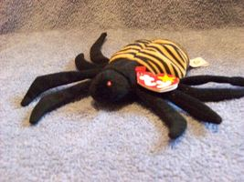 Spinner The Spider Ty Beanie Baby 4th Gen Tag Retired - $5.00