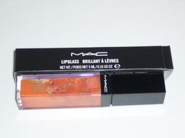 MAC Cosmetics Lipglass Lip Gloss Marbelized - Nice Mix Up - $17.95