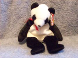 Ty Fortune the Panda Beanie Baby - $5.00