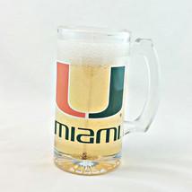 University of Miami Hurricanes Beer Gel Candle - $19.95