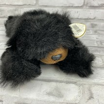 """Ty Baby Paws Black Bear Plush Stuffed Animal 1996 New With Tags Retired 12"""" - $13.54"""
