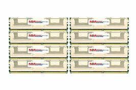 Memory Masters 128GB (32x4GB) DDR2-667MHz PC2-5300 Ecc Fbdimm 2Rx4 1.8V Fully Buf - $394.29