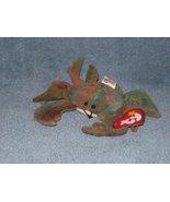 McDonald's Ty Teenie Beanie Baby #9-Claude The Crab - $3.50