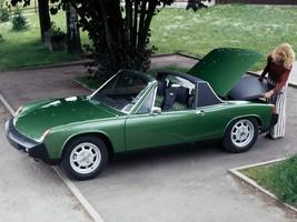 1975 Porsche 914 l POSTER | 24 x 36 INCH | muscle car |  - $18.99