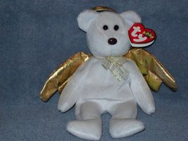 Halo II the Angel Bear Ty Beanie Baby - $5.00