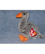 HONKS The Goose 1999 Ty Original Beanie Baby Retired - $5.00