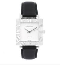 Tiffany & Co. Atlas  Sterling Silver Automatic Watch - $2,500.00