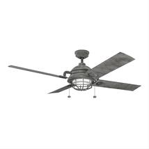Kichler 310136WZC Maor Ceiling Fans 65in  - $779.00