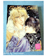 Gently Used Manga - Golden Cain YAOI - $10.00