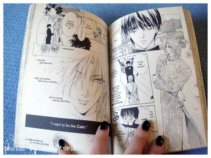 Gently Used Manga - Golden Cain YAOI