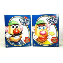 New Hasbro Mr And Mrs Potoat Head 11-Piece Sets New Unopened Discontinued! - $25.99