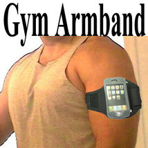 EXERCISE ARMBAND GYM SPORT POUCH CASE FOR iPHONE 3G 4G - $0.99
