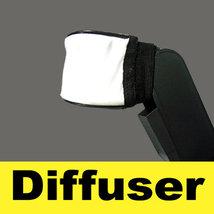 Soft Flash Diffuser for Nikon SB600 SB700 SB80 SB50 - $0.19
