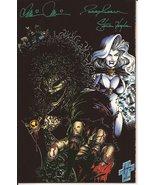 Chaos Evil Ernie Revenge #1 Comic Cavalcade Commemorative Edition Signed... - $49.95