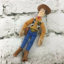 "Disney Pixar Toy Story Woody Sheriff Cowboy Soft-Body Figure Plush Doll 6.5"" - $9.89"