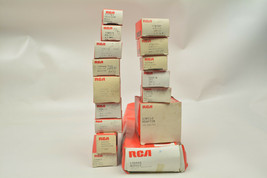 Vintage Lot Of 16 RCA Vintage TV Parts - $29.69