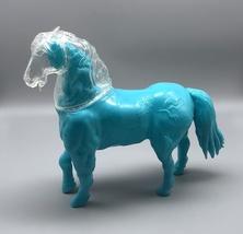 BoonVelvet She Headless Horse Vinyl Sofubi Kaiju Designer Toy image 3