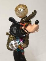 One off goofy antique rhinestone brooch pearl bells Ladies Accessories - $78.21