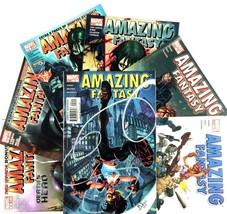 Amazing Fantasy Comic Book Lot 7 Issues Marvel Arana Scorpion Death's Head Merc - $19.75