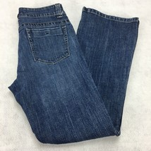 Lee One True Fit Jeans Size 7/8M Lower on the Waist - $11.88
