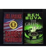 Joel Narlock and Ben Bova PB Lot of 2 Books   - $6.99