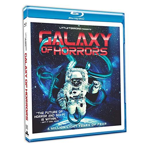 Galaxy of Horrors (Limited Edition) (Blu-ray)
