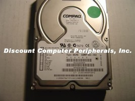 "COMPAQ 313726-001 9GB 3.5"" SCSI 80PIN Drive Tested Free USA Ship Our Drives Work"