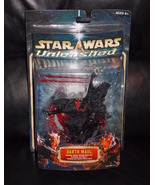 2002 Star Wars Darth Maul Unleashed Figure New ... - $49.99