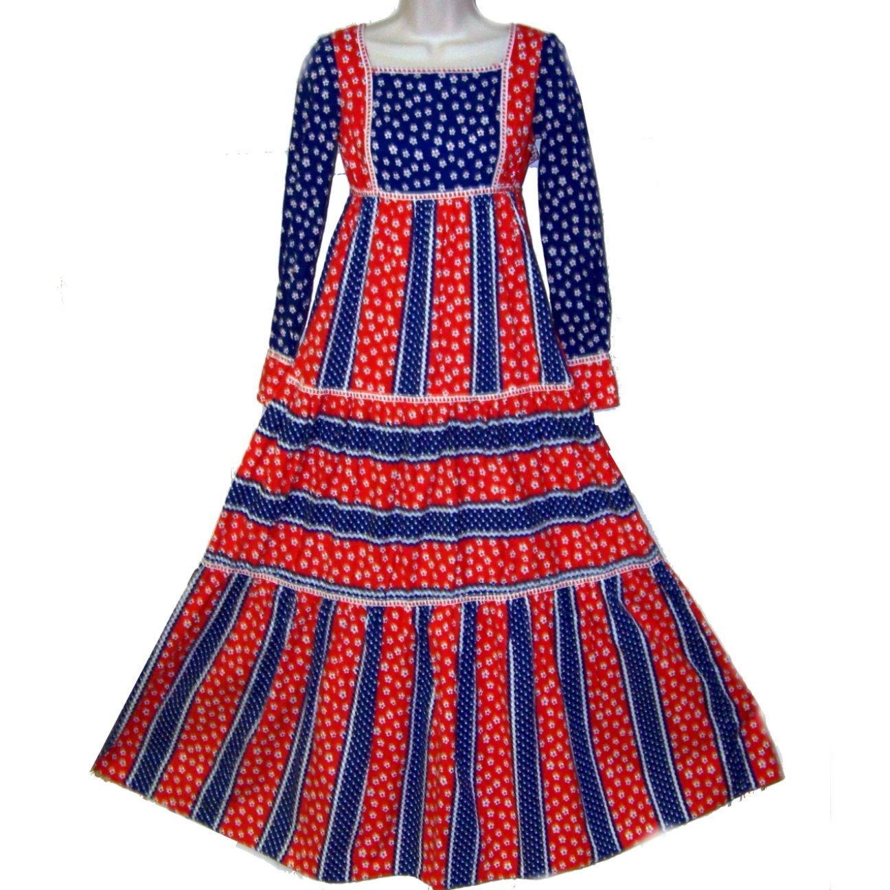 a41bbdd2d43 patriotic Sue Brett junior maxi dress and 50 similar items