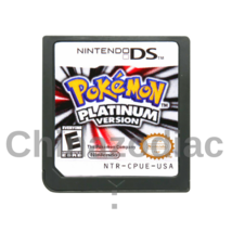 Pokemon Platinum DS 3DS Cartridge Card Handheld Console Game US Version ... - $18.99