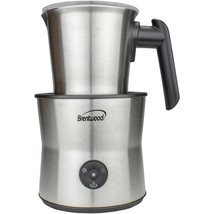 Brentwood Appliances GA-401S 15-Ounce Cordless Electric Milk Frother, Wa... - $74.24