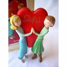 Hallmark Keepsake Christmas Ornament - Sisters - $16.96