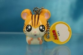 Bandai Shogakukan Tottoko Hamtaro Characters Gashapon Figure Keychain Sandy - $19.99