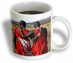 3dRose - Kike Calvo Fun - Masai Mara Tribe Around The Masai Mara Nation... - $27.93
