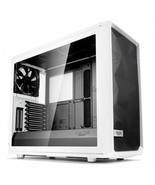 Fractal Design Case FD-CA-MESH-S2-WT-TGC Meshify S2 White Tempered Glass... - $325.07