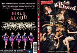 Girls Aloud Music Video DVD ~ Collector's Edition - $16.95