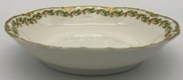Haviland Limoges Schleiger 98 Clover Leaf Fruit bowl  - $4.00