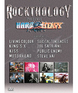 Rockthology #10: Hard And Heavy (DVD) ~ BRAND NEW ~ FREE SHIPPING ~ - $9.49