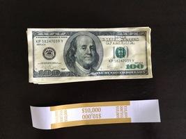 10.000 Prop Money Used Replica 100 Style: Series 2000 Full Print Movie Video Etc - $25.99