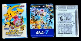 Pokemon Pair Cards Playing Cards ANA Limited Very Rare poker card From JP - $299.99