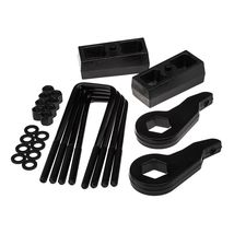 """For 1999-2007 Chevrolet Silverado 1500 3"""" Front 3"""" Rr Forged Suspension Lift Kit - $171.90"""