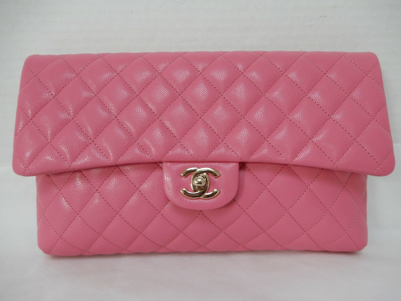 551018d0d5806f Chanel Classic Flap Bubble Gum Caviar Large and 50 similar items. 57